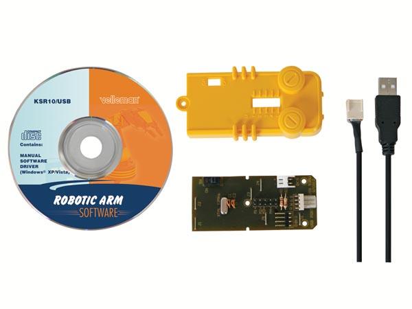 Cebek USB Interface for Robotic Arm Kit